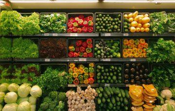 Supermercado e padarias