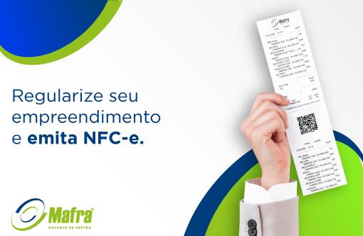 Emita NFC-e com a Mafra!